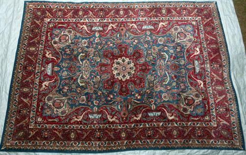 Old Kashmar Persian Carpet