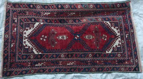 Turkish Old Yahyali Rug