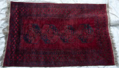 Antique Ersari Turkoman Aghan