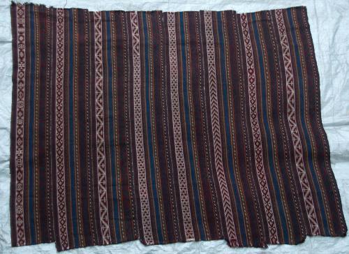 Antique Afshar Tribal Persian Kilim