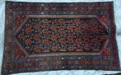 Old Zanjan Persian Rug