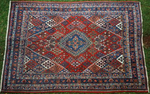 Old Meimeh or Joshagan Persian Carpet