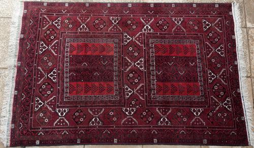 Afghan Ensi or Hatchlu design rug